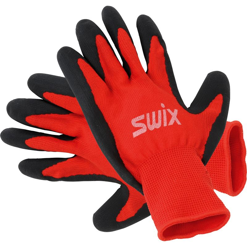 R196 Tuning glove Red
