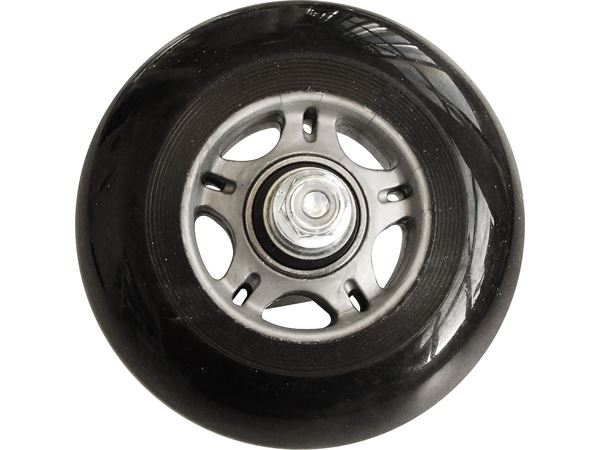 Skating wheel S7, PU, complete