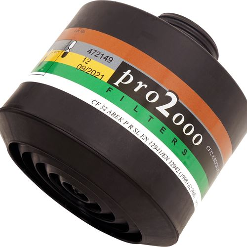 T40-2F Spare Filters for Pro Mask