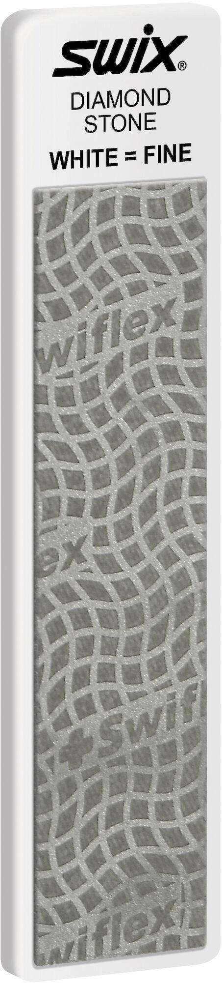 Swix 80mm Diamond Stone for Dual Edger Fine TA600SE White
